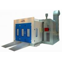 Wholesale Intake fan 7.5KW motor Auto Spray Booth for Car Paint, Body Repair, baking WD-70 from china suppliers