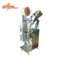 Quality Automatic Herb Powder Pouch Packaging Machine , 3 / 4 Sealing Bag Packing Machine for sale