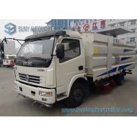 Wholesale 4 by 2 Street Cleaning Truck Road Sweeper Truck With CY4102-CE4F Engine from china suppliers