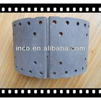 Wholesale DONGFENG TRUCK SPARE PARTS,BRAKE SHOES FRICTION OF ASSEMBLY,3502ZS10-090 from china suppliers