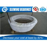 Wholesale High rigidity cross roller slewing ring bearing widely applied in the precision rotary table from china suppliers