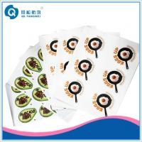Wholesale Custom printing waterproof self adhesive vinyl label stickers from china suppliers