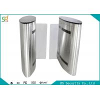 Wholesale Rfid Card Rearder Speed Gates Automatic  Sliding Barrier Turnstile from china suppliers