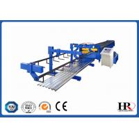 Wholesale Cheap Metal deck roll forming machine / Automatic Foot Plate Rolling Forming Machine from china suppliers
