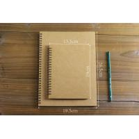 Wholesale spiral binding notebooks/spiral hardcover notebook/grid paper spiral notebook from china suppliers