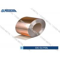 Wholesale CIC Copper Invar Copper for printed circuit board industry ,  Alloy Foils from china suppliers