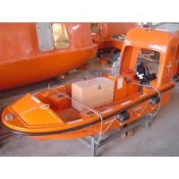 Buy cheap Uesd marine 4.5rescue boat and outboard cheap price from wholesalers