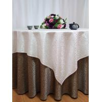 Wholesale Silk-like Table Setting Napkin , Hotels / Cafes Table Cloth from china suppliers
