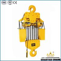 Wholesale Chain electric hoist,electric chain hoists, 30t chain hoists from china suppliers