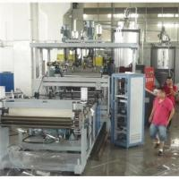 Buy cheap Advanced Design Transparent PET Sheet Extrusion Machine, Clear PET Sheet Extrusion Machine from wholesalers