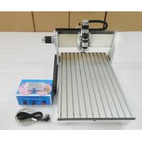 Wholesale 300w 3 Axis CNC Router Machine / 6040 CNC Wood Engraving Machine from china suppliers