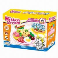 Buy cheap Healthy Fun Lunch Educational Toy, Non-toxic, Children's DIY sets, Develop intelligence, EN71 mark from wholesalers