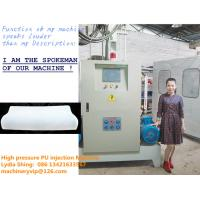 Wholesale High/ Low Pressure Polyurethane Foam/ injection machine for Flexible Memory Pillows Production from china suppliers