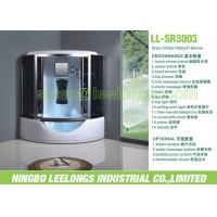 Wholesale Luxurious Complete Steam Room Kits Steam Shower Room With Big Space from china suppliers