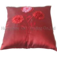 Buy cheap Embroidered cushion from wholesalers