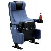 Wholesale Plastic Armrest Audience Seating Chairs Home Furniture Flame Retardant Fabric ISO from china suppliers