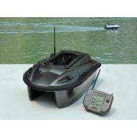 Quality Eagle Finder ABS Black Remote Control RC Upgraded Fishing Baitboat Basic Model Compass for sale