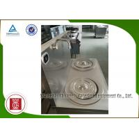 Buy cheap Low Soup Commercial Induction Wok Cooker With Double Heads Microcrystalline Plate from wholesalers