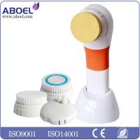Wholesale Personal Rechargeable Beauty Facial Massager Device / Cleaner / Scrubber ABS Case from china suppliers
