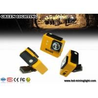 Wholesale yellow GLC-3A 6000Lux rechargeable safety mining lamp with 3.2Ah battery capacity with photo frame model from china suppliers
