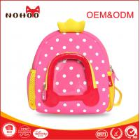 Wholesale Animal Kids School Backpack / Waterproof School bags with Neoprene Material from china suppliers