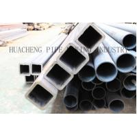 Buy cheap ASTM-A53 BS1387 Cold Drawn Rectangular Steel Tube , Seamless Carbon Steel Pipe from wholesalers
