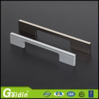 Wholesale aluminium household anodized furniture kitchen cabinet window door pull handles from china suppliers