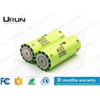 Wholesale Original Lithium Ion Rechargeable Battery Pack 3.3V 2500mAh 1800cycles Life Time from china suppliers