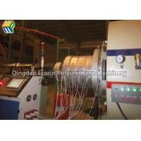 Buy cheap Easy Operation Plastic Pipe Extruder Machine HDPE Pipe Single Screw Extruders from wholesalers
