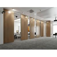 Wholesale Conference Room Sliding Movable Office Partition Wall Sound Insulation from china suppliers