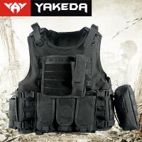Wholesale Outdoor Army Military Bulletproof Vest , Body Armour Vest To prevent stab wounds from china suppliers