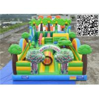 Wholesale Large Digital Printing Inflatable Combo Obstacle For Theme Playground from china suppliers