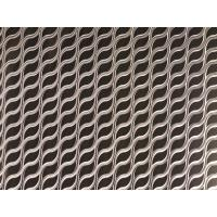 Wholesale Ti-coating Colored Circular Brushed Stainless Steel Sheet For Escalator Decoration from china suppliers
