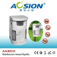 Wholesale Manufacture Garden Multifunctional Ultrasonic Animal Repeller from china suppliers