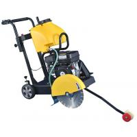 Wholesale 8cm Walk Behind Concrete Road Cutting Machine Honda GX160 Engine from china suppliers