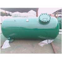 Wholesale Carbon Fiber Bullet Butane Compressed Air Storage Tank Horizontal Pressure Vessel from china suppliers