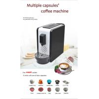 Wholesale 19 bar pump hotel / home/ office capsule coffee maker with SEAVER releasing valve from china suppliers