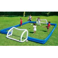 Wholesale Adults Inflatable Sports Arena , Outdoor Inflatable Football Field from china suppliers