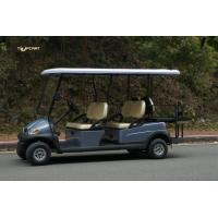 Wholesale Electric Six Passenger Golf Cart With 48V Battery For Sightseeing CE Approved from china suppliers
