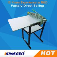 Wholesale Wet Dry Textile Testing Equipment Fabric Sample Cutter Machine 150kg from china suppliers