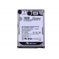 Buy cheap 160 GB  Hard Drive WD1600BEKX SATA 6 Gb/s 2.5 Inch 7200 RPM 16 MB WD Black from wholesalers