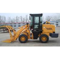 Wholesale wood grass grab forklift wheel loader china supplier from china suppliers
