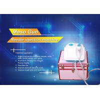 Wholesale Vacuum Needle Injector Meso Gun Water skin care beauty machine CE certification from china suppliers