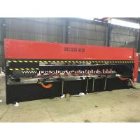 Quality Sheet Groove Cutter CNC V Grooving Machine Sheet Metal Notcher Double Head Drive for sale