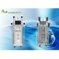 Wholesale Cryolipolysis burn fat freezing machine, 4 interchangeable handles from china suppliers