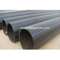 Wholesale new material 800 mm Diameter wear-resistance polyethylene plastic hdpe pipe manufacturer from china suppliers
