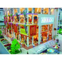 Wholesale OEM City Architechtural Scale Model Railway Scenery Backdrops from china suppliers