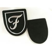 Wholesale Promotional Silver Tpu Logo Raised Custom Pvc Patches No Minimum from china suppliers