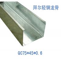 Wholesale Steel Channels for gypsum board ceiling or partition system from china suppliers