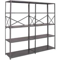 Wholesale Wide Convenience Store Storage Shelving Racks Steel Storage Shelves Durable from china suppliers